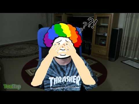 RiceGum Thinks I'm a Clown...