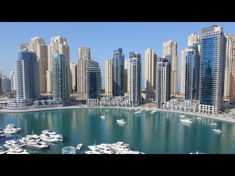 The Dubai Marina, UAE - (FULL)
