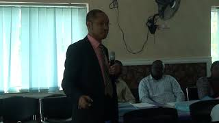Presentation on Activisim by Barr Eze Onyekpere Part 4