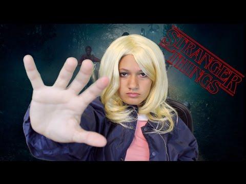 Stranger Things: Eleven Costume DIY!