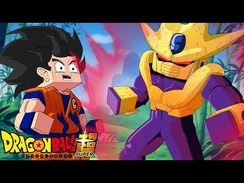 Minecraft : Dragon Ball SUPER HEROES ⏰ - O IRMÃO DE FREEZA VIROU GOLD COOLER ! EP 5