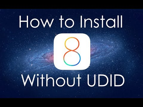 How to Install iOS 8 Beta Without a Developers Account/UDID! (HD)