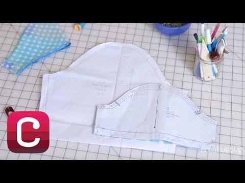 How to Insert Sleeves with Liesl Gibson | Creativebug