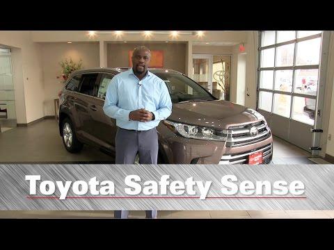 Toyota Safety Sense - Package C & P - Brookdale Toyota - Minneapolis, St Paul, Brooklyn Center, MN