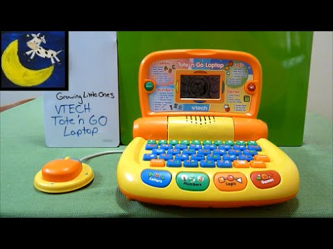 VTech Tote N' Go Laptop with Mouse (3-6 Years) Review