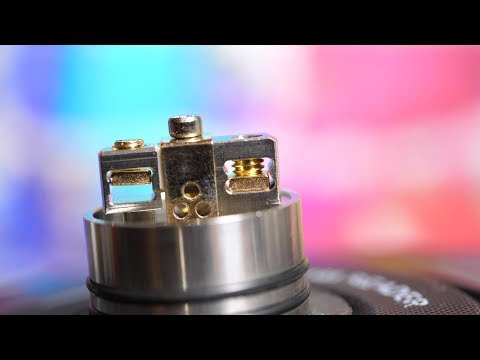 Beneficial Innovation? Vapefly Wormhole RDA Review! VapingwithTwisted419