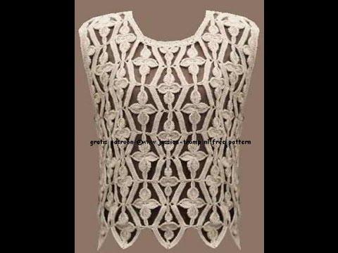 crochet shrug  how to crochet vest shrug free pattern tutorial for beginners 31