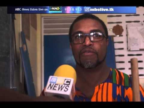 George Charles En Kweyol - MBC News