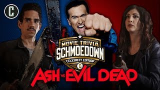 Movie Trivia Schmoedown: Celebrity Edition - The Cast of