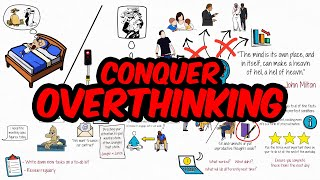 How to Conquer Overthinking in 4 Easy Steps
