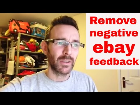Follow up video as I try to get my negative feedback removed