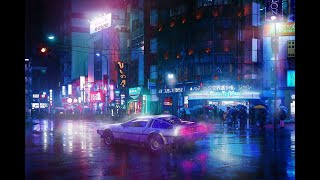 HAZY VISION [ Chillwave - Synthwave - Retrowave Mix ]