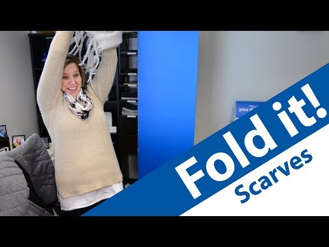 Fold it! Ep. Scarves