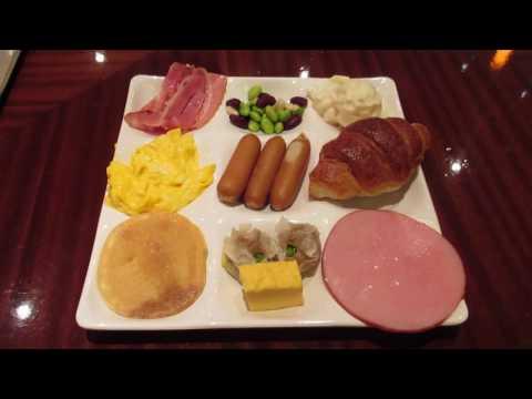Breakfast @ Cross Dine Hotel Metropolitan Tokyo Ikebukuro Toshima Kanto Honshu Japan
