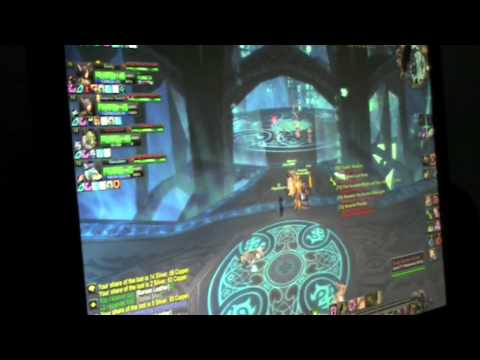 World Of Warcraft Demo on Mac Mini Early 09 (part 2)