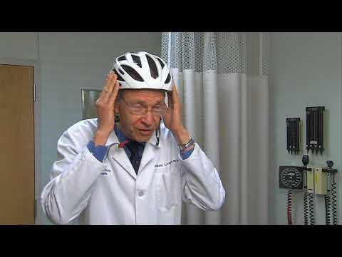 Bike Helmet Demo - Michael Macknin, MD (HD)