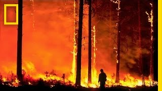 Firefighters Battle the Infernos of Climate Change | Short Film Showcase