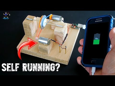 Free Energy Mobile Phone Charger EXPOSED!