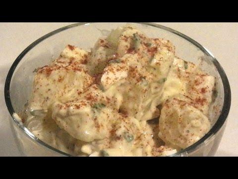 Potato Salad! Easy Homemade Potato Salad Recipe from scratch