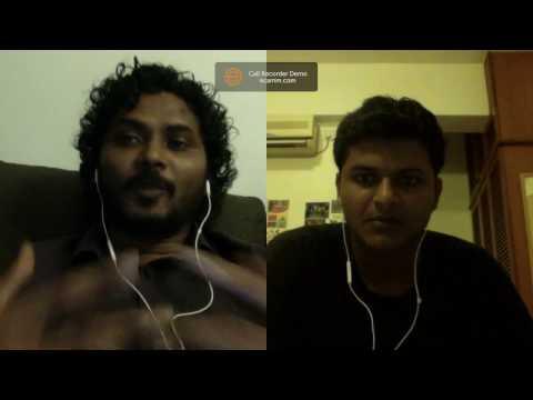 Testing Skype for Video Interviews (#FikuryIngilaab Episode 2)