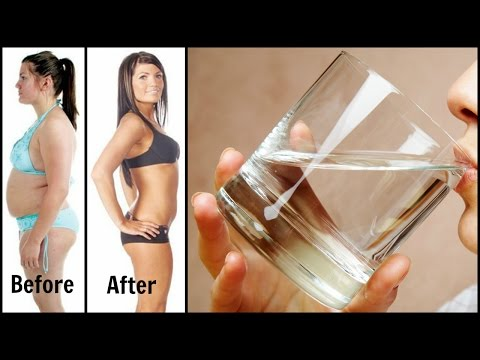 Drink Water || Lose Weight 10 Kgs in 1 Month || NO Diet NO Exercise || 100% Works