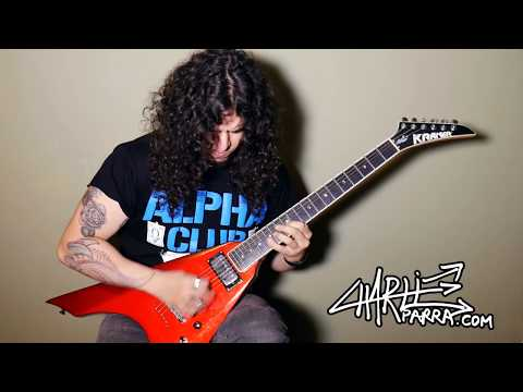 4 Melodic Metal Guitar Solos 2018 (TABS & Backing Tracks)