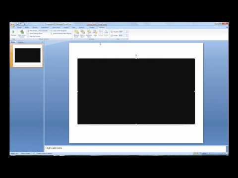 How to Insert Media into PowerPoint Slides