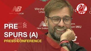 Tottenham Vs Liverpool Jurgen Klopp Press Conference