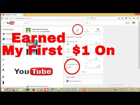 How many Views Do You Need to Make Money on YouTube? (Solution Is Here)2016
