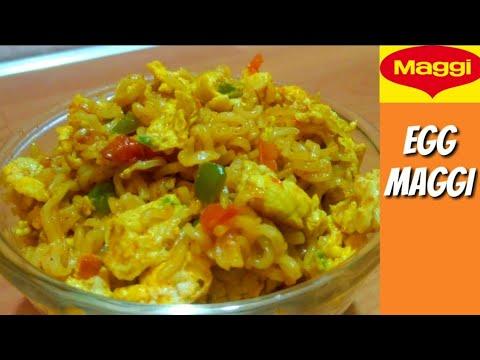 maggi recipe in hindi   egg maggi   anda maggi   masala maggi