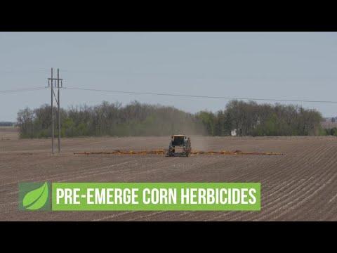 Pre-Emerge Corn Herbicides #1044 (Air Date 4-8-18)