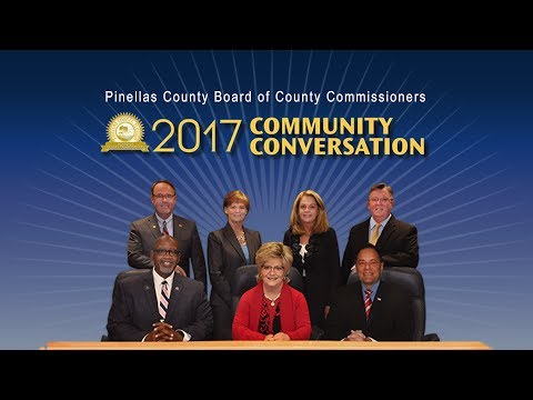 Pinellas County Board of County Commissioners - 2017 Community Conversation