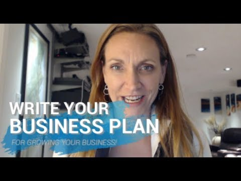 Write Your Business Plan In 7 Days (& how a Business Plan can help you up level)