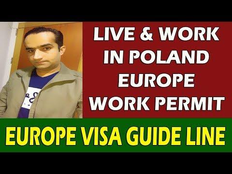 Poland Visa Work Permit Schengen Country