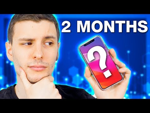 iPhone XS - 2 Months Later: DOES IT SUCK?