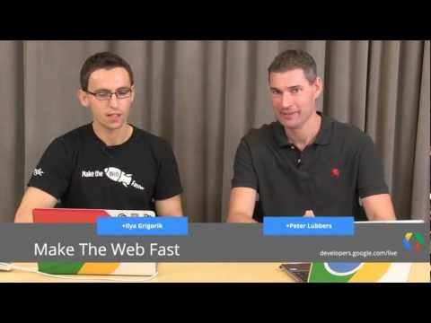 Make The Web Fast - The HAR Show: Capturing and Analyzing performance data with HTTP Archive format