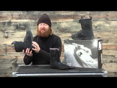 Salomon Titan Snowboard Boots 2016-Review-The-House.com