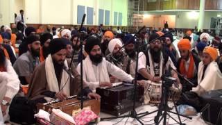 Bhai Parminder Singh Jalandhar - Sydney Akj Smagam Sep 2012 - Saturday Rainsbai