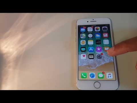 iPhone 8 /8+ How to Turn off Keyboard Click Sound