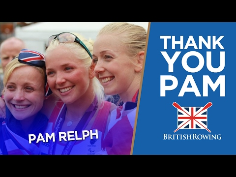 Wham bam, thank you Pam | Paralympic champion Relph retires