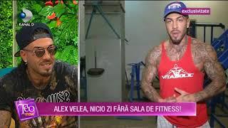 Teo Show (06.09.2017) - Fiii lui Alex Velea o divinizeaza pe Antonia! Partea IV