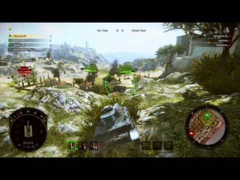 World of Tanks: Xbox 360 Edition Announce Trailer