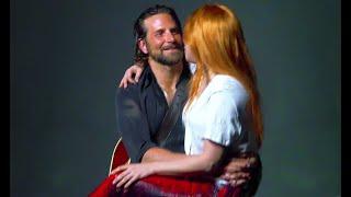 A Star Is Born behind-the-scenes footage (Lady Gaga, Bradley Cooper, Barbra Streisand)