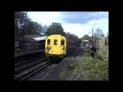 Last Days on the Woodside-Selsdon Line c1983