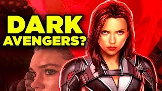 Black Widow DARK AVENGERS Theory!   Inside Marvel Update