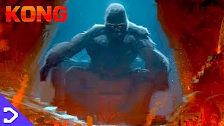 What Kong Was Doing During Godzilla: King Of The Monsters REVEALED