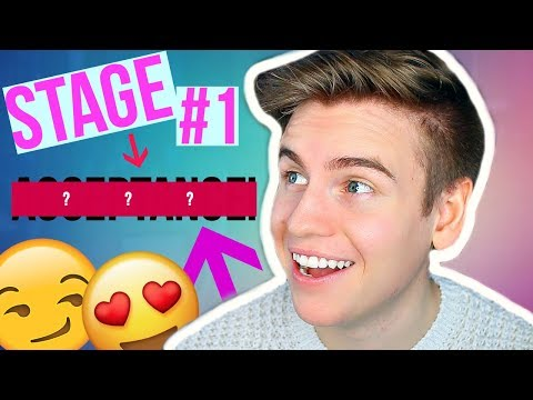 5 STAGES OF HAVING A CRUSH! (HE LIKES YOU!)