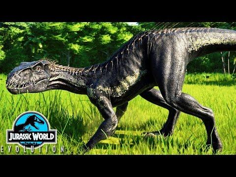 JURASSIC WORLD EVOLUTION #11 = INDORAPTOR VS RAPTORES DESTRUÍRAM O PARQUE