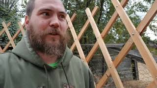 I want to build a yurt in Yakima Washington