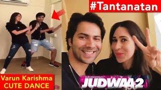 Varun Dhawan Dances with Karisma Kapoor on Tantanatan from Judwaa 2 | Salman khan | Karishma Kapoor